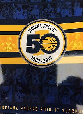 2016-17 Indiana Pacers Yearbook