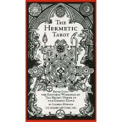 Hermetic Tarot Card Deck!