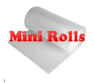 Bubble Wrap - 10M Metres x 300mm Small Bubble, Removal, Moving, Packing  10