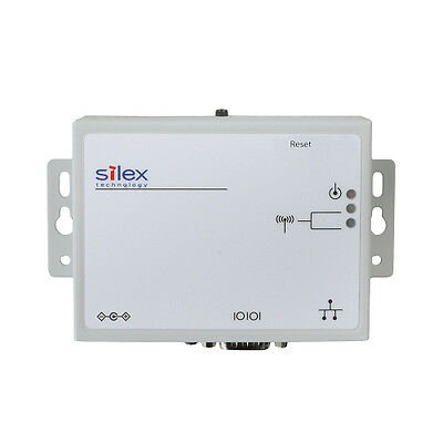 Silex SD-300 Wired Serial Device Server Seriell RS-232 (E1308)