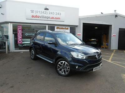 2016 SsangYong Korando 2.2 ELX 4x4 Auto 5dr 3 2 1 OFFER  ULTIMATE PACKAGE 5 d...
