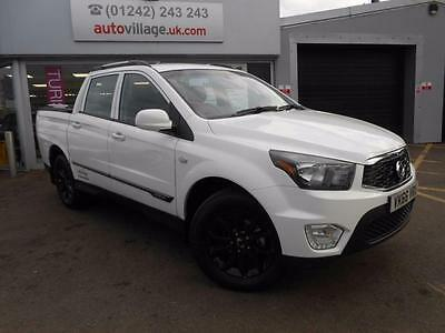 2016 SsangYong Musso 2.2 EX Auto MOUNTAIN TOP   3YR SERVICING  EXCLUSIVE FACT...