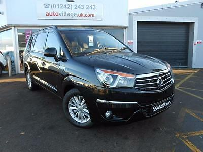 2017 SsangYong Turismo 2.2 EX 5dr Tip Auto 3YR SERVICING  EXCLUSIVE FACTORY S...