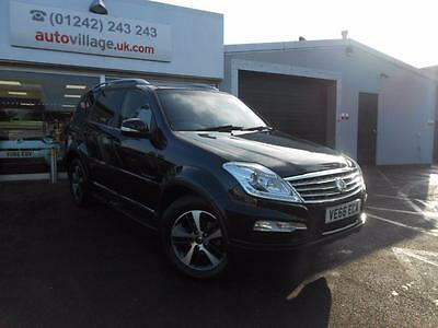 2016 SsangYong Rexton W 2.2 ELX 5dr Tip Auto 3YR SERVICING  EXCLUSIVE FACTORY...