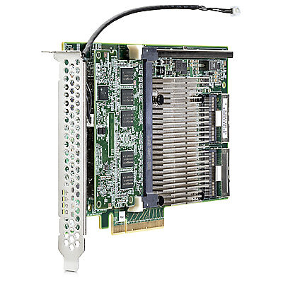 HP Enterprise Smart Array P840/4GB with FBWC Serial Attached SCSI (SAS), Serial