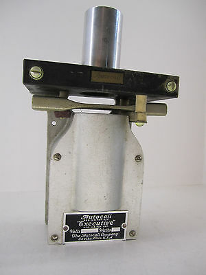 Vintage Elevator Atucall Executive Bell 115V - The Autocall Company Shelby Ohio