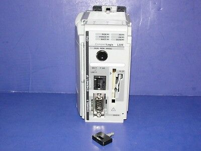 Allen Bradley 1769-L32E /A CompactLogix Controller Processor with Key Unit # 1