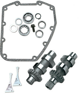 S&s 585 Chain Drive Camshaft Cam Kit For Harley 1999-2006 Twin Cam 333-0005