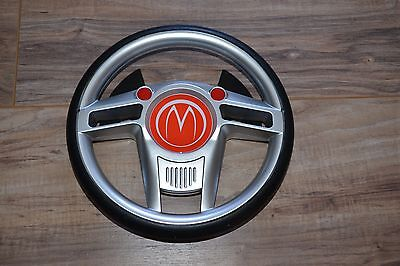 Mattel Speed Racer Mighty Mach 5 Interactive Steering Wheel