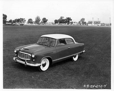 1955 Nash Rambler ORIGINAL Factory Photo oad7974-7U2YNE