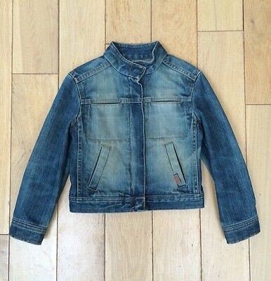 French Connection Girls Denim Jacket Age 4 Years