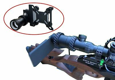 Discovery Optics 38-43mm Rifle Scope Phone Camera Adapter with Universal Mount