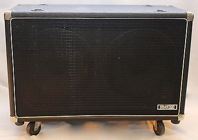 Ampeg SS-212 EC Stereo Enclosure Closed Back Guitar Amplifier Cabinet 2x12