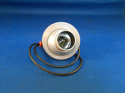 2182 Wemac Adjustable Light  2 Wire  Uses Blub T-3 1/4 New Old Stock