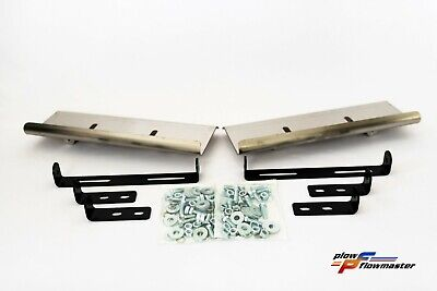 V-Plow Stainless Air Deflectors