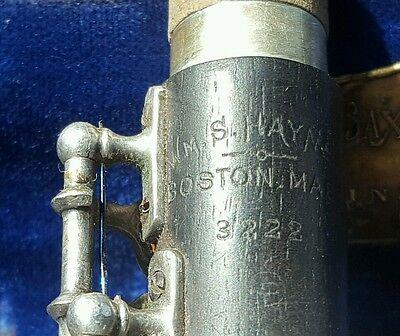**RARE** 1915 Haynes Piccolo by Powell! ***Lowest SN#3222 on eBay***