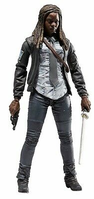 MICHONNE The Walking Dead (TV) Series 9 McFarlane Toys 13cm