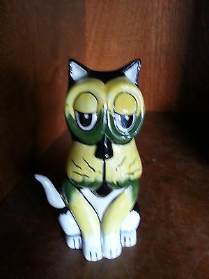 Lorna Bailey JERRY the Cat excellent condition  FREE P&P