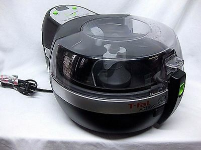 T-Fal Actifry Air Fryer Oil-Free Low Fat Healthy Multi-Cooker Black