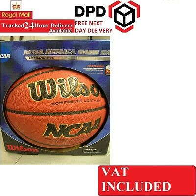 """Wilson NCAA Game Ball Basketball Composite Leather-Official 29.5"""""""