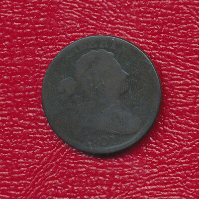 1801 Draped Bust Large Cent **nice Circulated Early Large Cent** Free Shipping!
