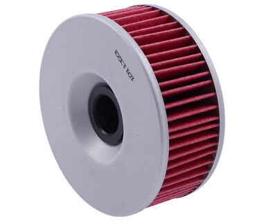 Oil Filter HIFLOFILTRO for Yamaha XS 750 1T5 1T5 1977 64 PS, 47 kw