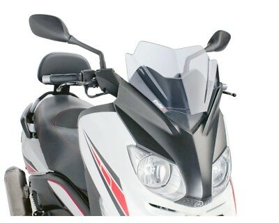 PUIG windshield V-Tech Sport clear for Yamaha X-Max 125 10-14