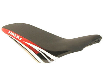 Bench in black fits RIEJU MRX 50 AM6 shift moped motorcycle