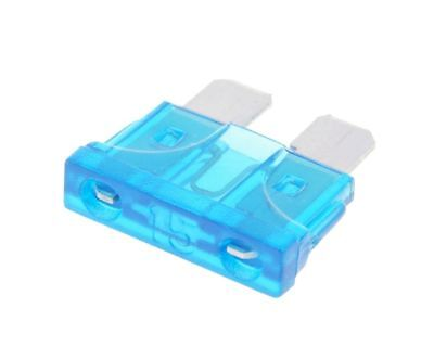Fuse blade fuse 15A 19,2mm blue