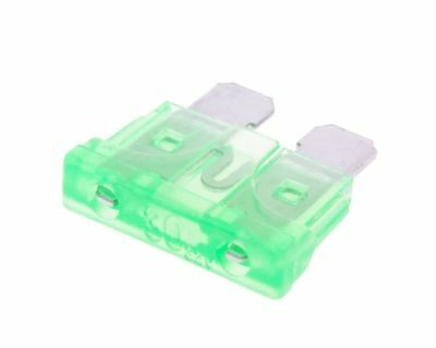 Fuse blade fuse 30A 19,2mm green