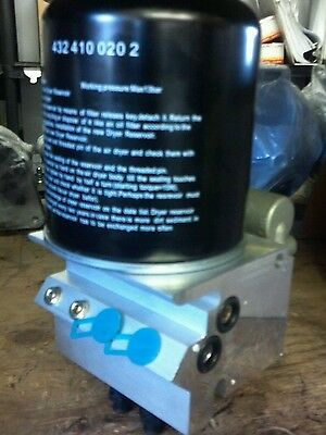 """Air dryer AD-IS. Replacement. Bendix 800383  air dryer goes 30"""" longer thank"""