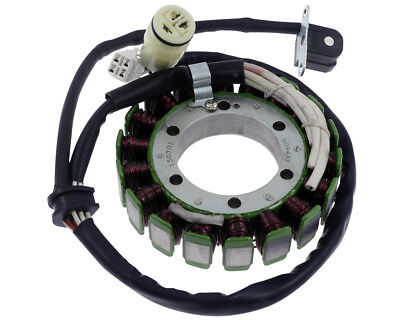 Alternator stator for Yamaha YFM 350 Raptor RZ 1BS3 AH18W Bj.2010 27PS / 20kw
