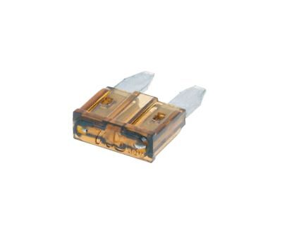Fuse blade fuse Mini 11.1mm 7.5A brown