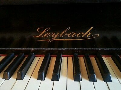 antique player piano  ,Leybach pianolo, by Orchestrelle Co of Melbourne