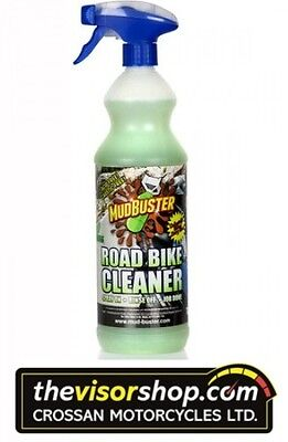 MudBuster ROAD BIKE MOTORCYCLE Cleaner - 1 litre