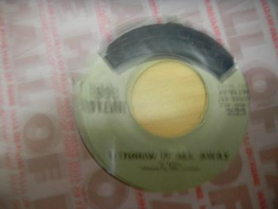 "BOB DYLAN 7"" LAY LADY LAY  I THREW IT ALL AWAY COLUMBIA USA Import"