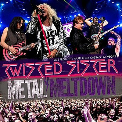 Metal Meltdown (CD+DVD+Blu Ray) Blu-ray