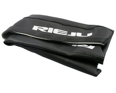 Seat cover black carbon from Xtreme for Rieju RR / Spike