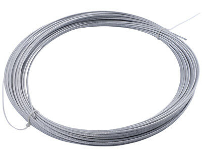 Bowden cable 25m x 2,5mm gray