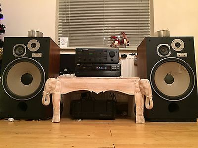 Pioneer Elite A-77x Amplifier Vintage Audiophile Dual Mono High End Very Rare