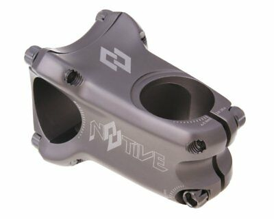 Enduro stem cold forged 31.8mm Ext 50mm, Angle 0 ° gray
