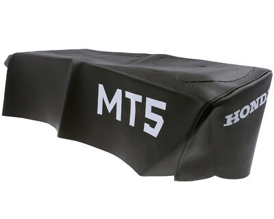 Seat cover black for Honda MT