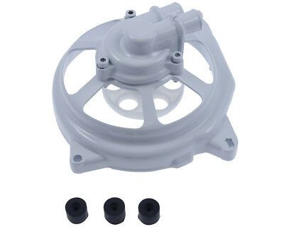 Water pump cover STR8 EXTREME CUT white for APEX Pro Shark 70/90