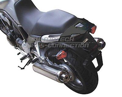 Porter Alu-Rack for Yamaha BT1100 Bulldog, black, RP051 / RP052