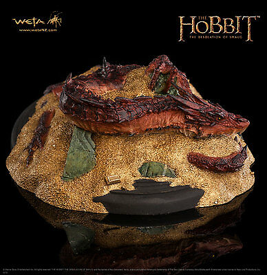 Der Hobbit SMAUG KING UNDER THE MOUNTAIN The Weta Cave