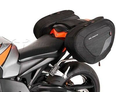 Saddlebag Set Blaze, 1680 Ballistic nylon, Honda CBR 1000 RR, 08-