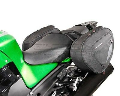 Saddlebag Set Blaze, 1680 Ballistic nylon, Kawasaki ZZR 1400 11-