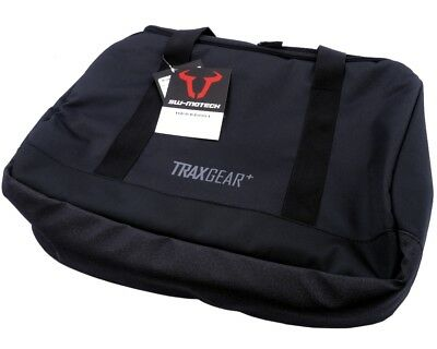Gear Plus Inside pocket 600D polyester TraX. Black. For TraX ® Saddlebags.