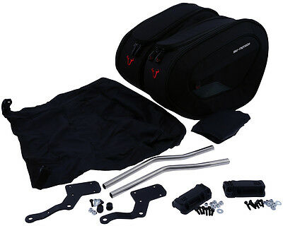 Saddlebag Set H Blaze 1680 Ballistic Nylon. KTM 690 Duke 4 (11-).