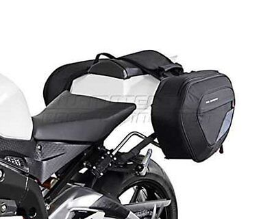 Saddlebag Set H Blaze, nylon ballistic 1680 BMW S 1000 RR, (10-11) / 15